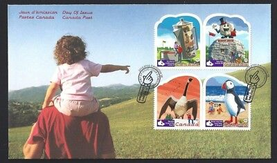 Canada   # 2401     ROADSIDE ATTRACTIONS - 2   Brand New 2010 Unaddressed Issue