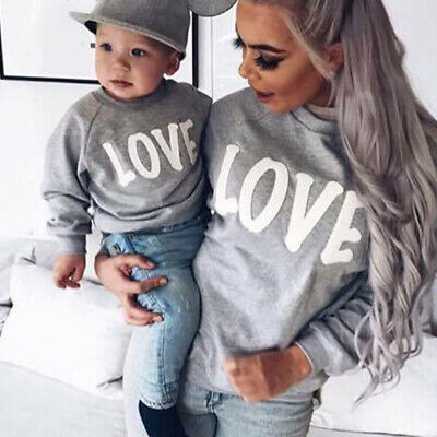 Mother and Daughter Clothes Parent-child dress Family Matching Outfits Matching