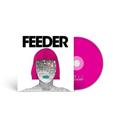 Feeder Tallulah CD New 2019