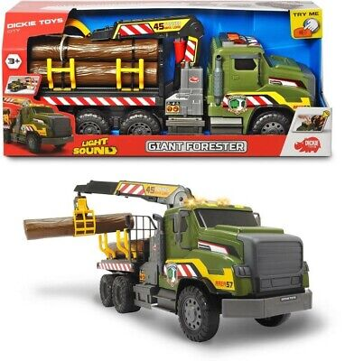 NEW Dickie  Light & Sound Giant Forester from Mr Toys