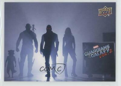 2017 Upper Deck Guardians of the Galaxy Volume 2 Bronze #90 Movie Poster 0t0