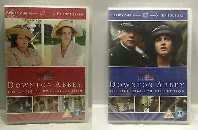 Downton Abbey - Series 1 Episode 6 & 7 - New & Sealed DVD's