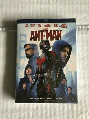 Ant-Man (DVD, 2015) New & Free Shipping!
