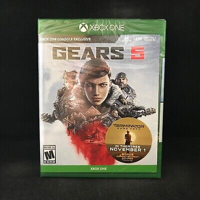 Gears 5 (Xbox One) Brand New / Region Free