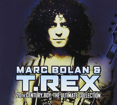 Audio Cd Marc Bolan & T-Rex - 20Th Century Boy