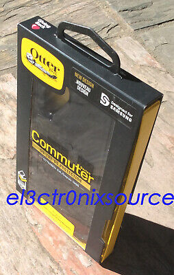 NEW OtterBox Commuter Series Dual-Layer Case for Samsung Galaxy Note 10 - BLACK