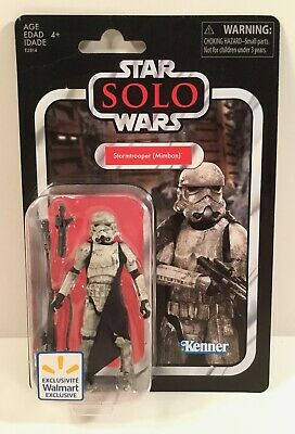 Star Wars Vintage Collection Stormtrooper Mimban 3.75 2019 TVC Solo VC123
