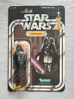 1977 Kenner Star Wars Darth Vader Action Figure