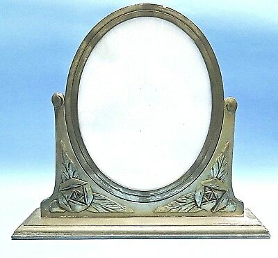 Marco Art Deco Wooden Photo Frame