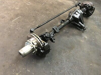 GM CHEVY SRW Dana 60 front axle Single Rear Wheel hubs Jeep swap K30 new  parts!