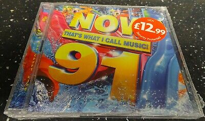 NOW 91, That's What I Call Music! - Various Artists (2 CD ALBUM,  Brand New 2015