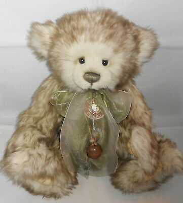 Charlie Bears TASHA ~ SECRET COLLECTION QVC Exclusive 2012 Isabelle Lee 600 Made