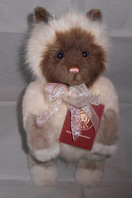 Charlie Bears CLAWDIA Cat ~ SECRET COLLECTION QVC Exclusive 2017 ~ Isabelle Lee