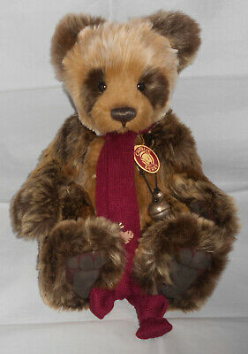 Charlie Bears DAVID Panda ~ 2009 SECRET COLLECTION QVC Exclusive ~ Isabelle Lee