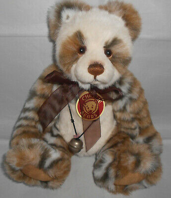Charlie Bears BRYN Panda ~ SECRET COLLECTION QVC Exclusive Isabelle Lee 600 Made