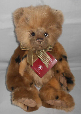 Charlie Bears TEACAKE ~ SECRET COLLECTION QVC Exclusive 2018 ~ by Isabelle Lee