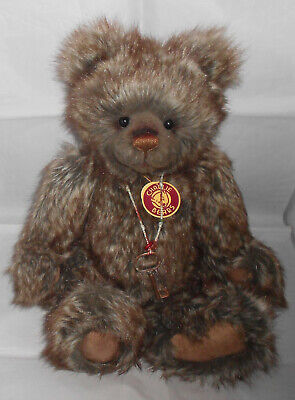 Charlie Bears KIYA ~ 2013 SECRET COLLECTION QVC Exclusive Isabelle Lee 600 Made