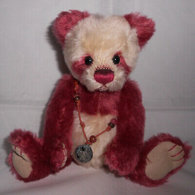 Charlie Bears BLOSSOM the Panda Minimo ~Isabelle Lee 2009 ~RETIRED RARE and VHTF