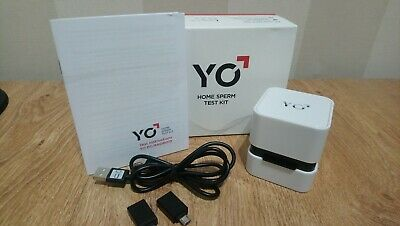 YO Home Sperm Test Kit - Excellent condition