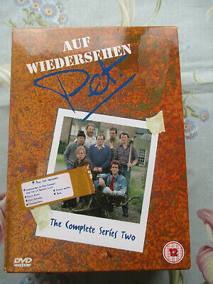 Auf Wiedersehen Pet Complete Series Two 4 Dvd Boxset Uk Pal System Only Ok