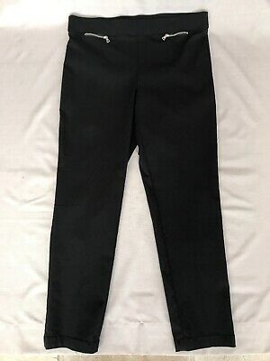 NWT~Emaline Womens Size 14 Flat-Front Dress Pull on Pants $54