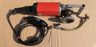 ⚠️👌 Suhner UXJ2 PRCD angle grinder with water feed Schleifer Schleifmaschine ⭐️