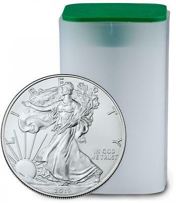 2019 American Silver Eagle BU, 50 Year Trusted, Honest Coin Dealer