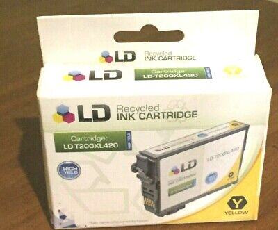 LD Recycled Ink Cartridge Yellow LD-T200XL420 -  Epson Printers