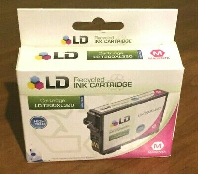 LD Recycled Ink Cartridge Magenta LD-T200XL320 -  Epson Printers