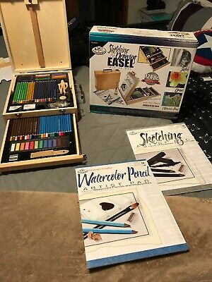 Royal & Langnickel Sketching and Drawing Easel Artist Set