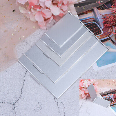 Ultra-thin Personalised Folding Mirror  Portable Compact Cosmetic Mir~GN