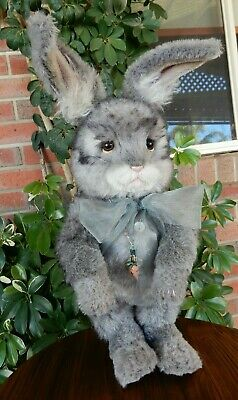 Hermione - Charlie Bears 2015 Isabelle Collection alpaca / mohair bunny rabbit