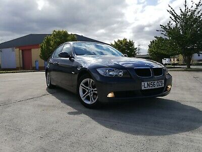 BMW 320d e90 with m47 engine + new turbo + 6 speed manual gearbox + remapped