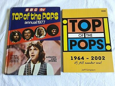 2 Top Of The Pops Music Books
