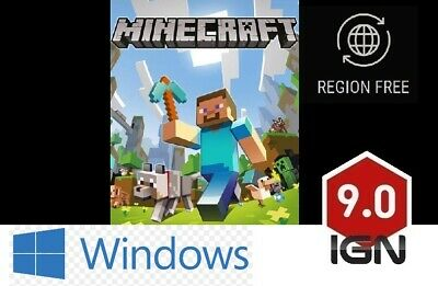 Minecraft Windows 10 Edition [PC] Windows Download Key