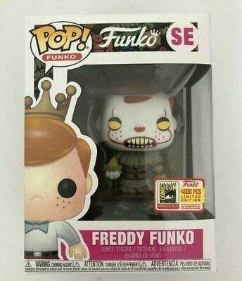 New Funko POP Movie Freddy Funko Limited Vinyl Action Figure for Chlidren Gift
