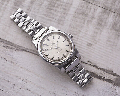 Ladies Vintage Omega Geneve Mechanical Watch - Excellent Condition
