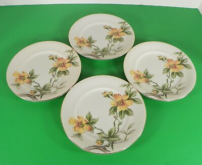 Meito China Norleans SUN GLORY Bread Butter Plate (s) LOT OF 4 Occupied Japan