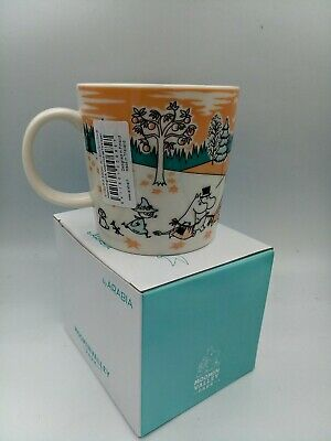 【Economy shipping】Arabia Mug Cup  Moomin Valley Park Limited 2019 F/S NEW