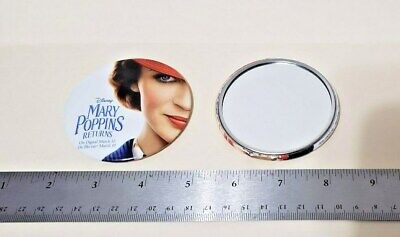 Disney Mary Poppins Returns (2018) Home Video Promo Movie SWAG Compact Mirror