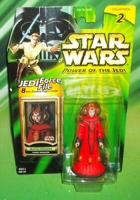 Star Wars Potj Series Quieen Padme Amidala Theed Invasion Figure