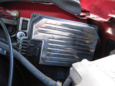 98-03 S10 Sonoma billet cruise control cover plate