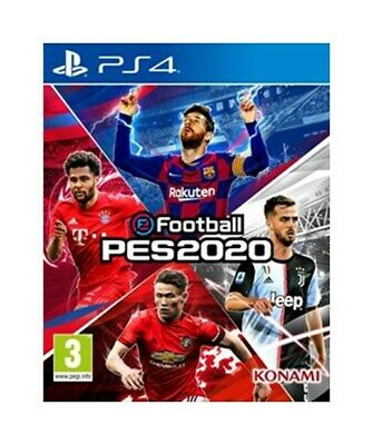 eFootball  PES 2020 PS4 - IMPORT