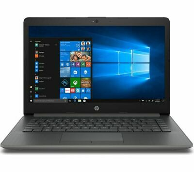 HP Stream 14-dg0521sa 14in Grey Laptop - Intel N4000 4GB RAM 64GB eMMC - Windows