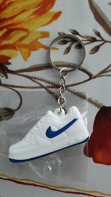PORTE CLÉ CHAUSSURES Nike air force one basket NEUF