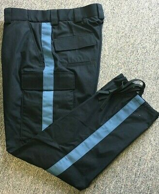 5.11 Tactical Utility Cargo Pants 74602 Navy Blue French Blue Stripe 34 X 31