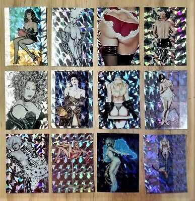 OLIVIA/'S NEW MODELS MAGNACHROME CHASE TRADING CARDS PICK ONE YOU NEED