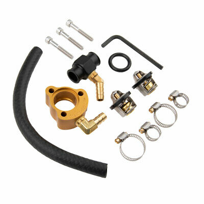 KLR650 Cooling System Modification Kit Thermo-Bob 2 1987-2018 GOLD