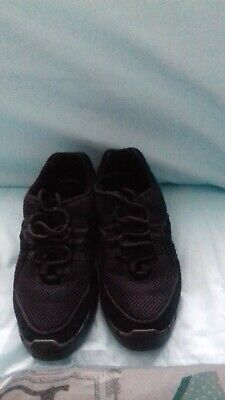 ladies/girls BLOCH black dance shoes size 7.5 uk in good condition.