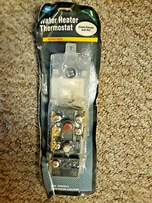 Camco Single Element Therm O Disc Water Heater Thermostat